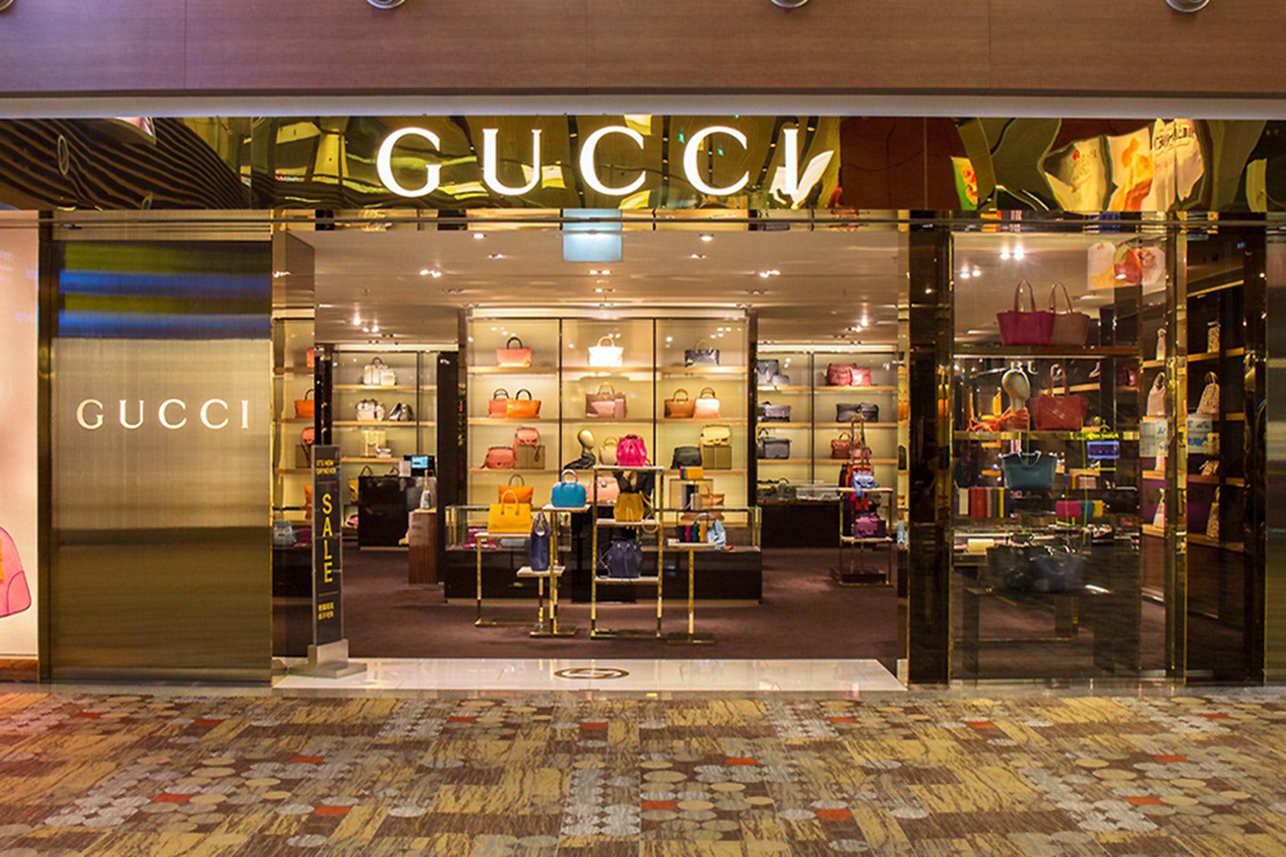 Gucci store | Source: Shutterstock