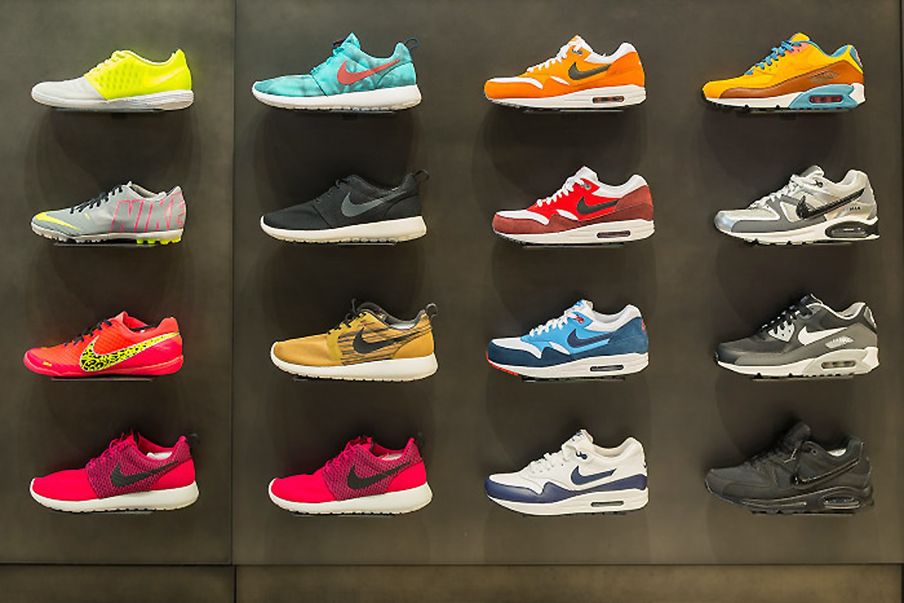 Chinese Nike Shoemaker Disrupted After