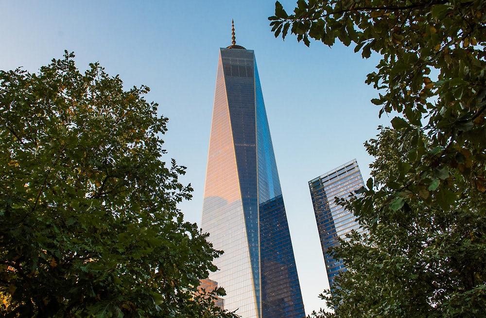 The World Trade Center, New York | Source: Shutterstock