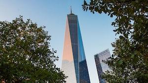 The World Trade Center, New York   Source: Shutterstock