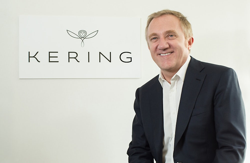 François-Henri Pinault | Photo : Courtesy of Nicolas Morice