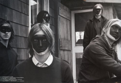 Steven Klein and Panos Yiapanis for Dutch Magazine (2002) | Source: Courtesy
