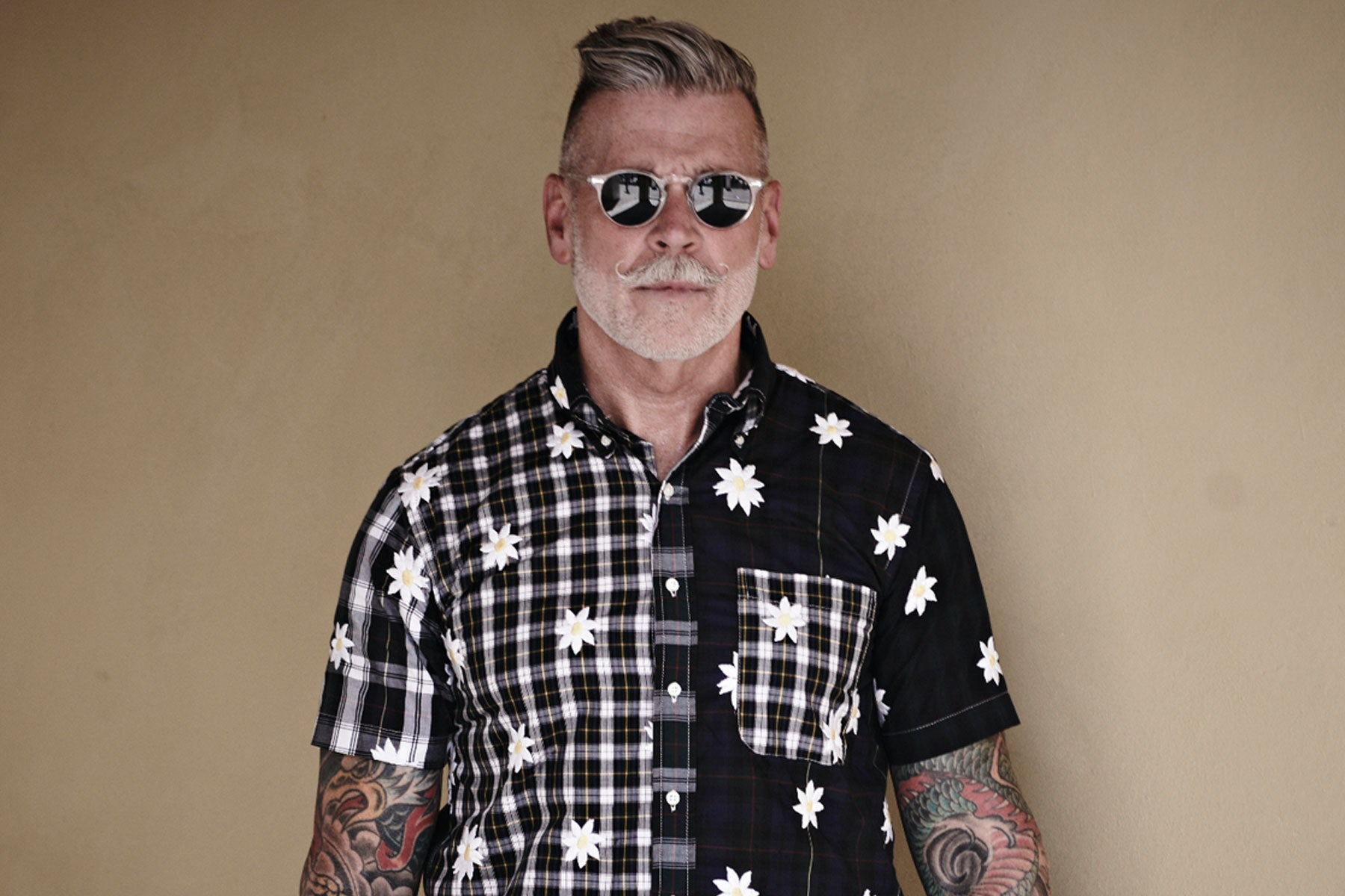 Nick Wooster | Source: Pitti Immagine