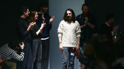 264c81aed282 Gucci Appoints Alessandro Michele Creative Director | News ...