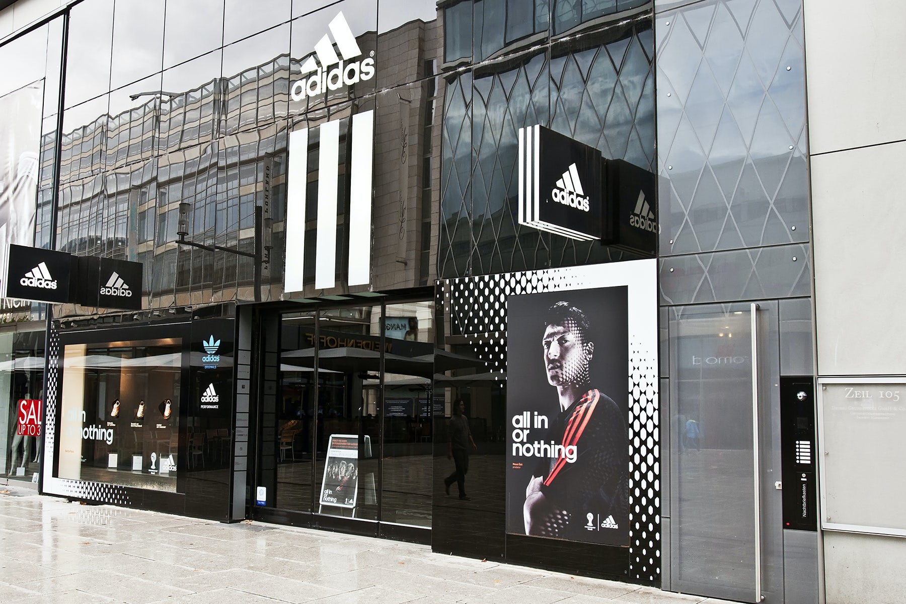Adidas Sells Diversity. Black Employees Say It Doesn't Practice It.