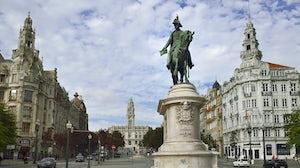 Porto's town square | Source: Shutterstock
