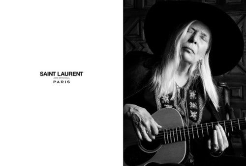 Saint Laurent Spring/Summer 2015