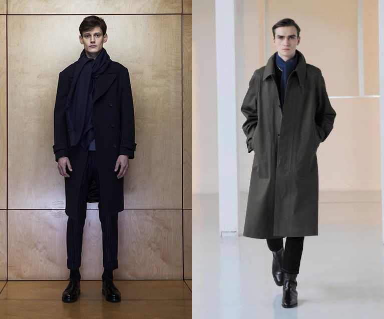 Officine Generale and Christophe Lemaire shows   Source: Courtesy, Indigital