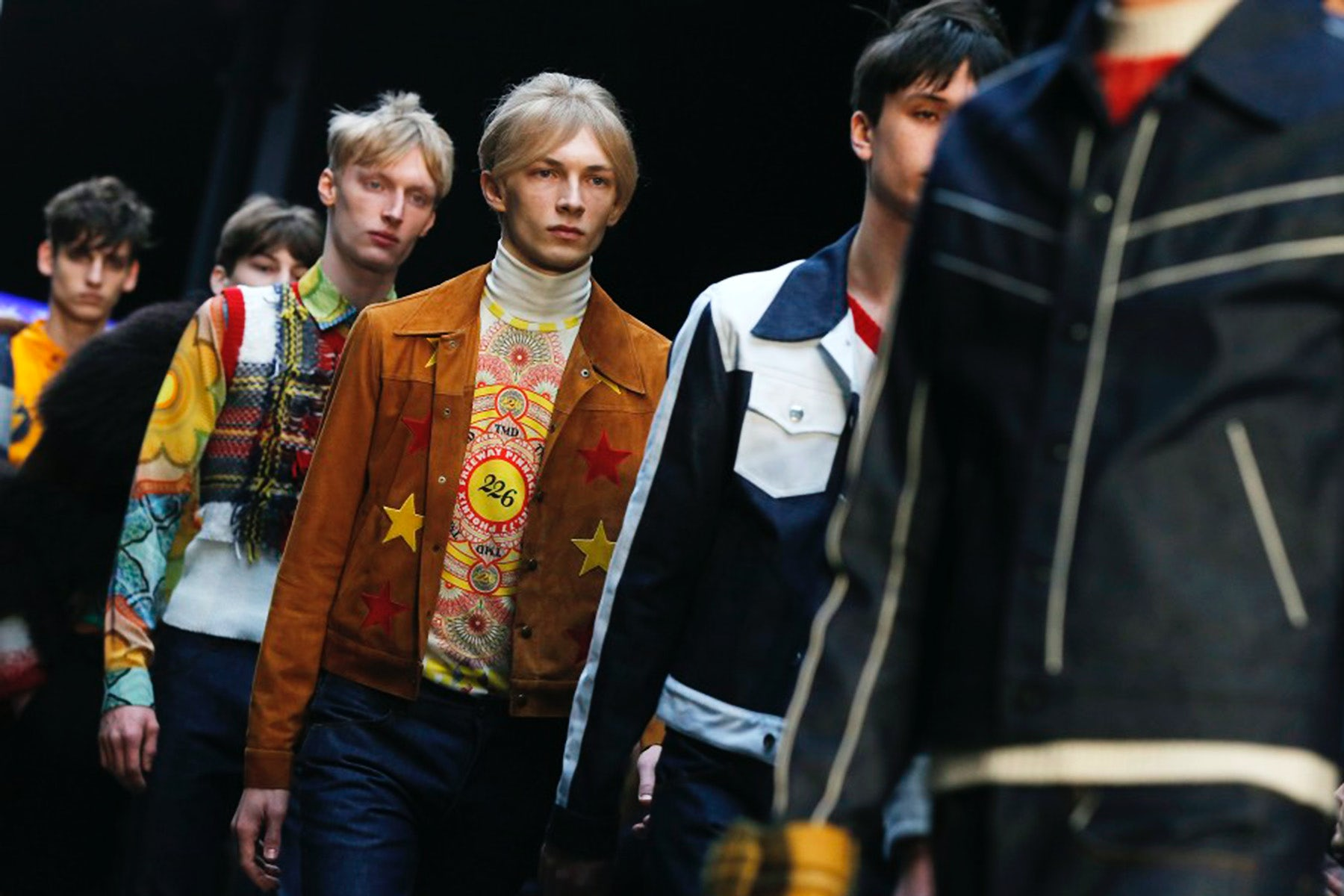 Topman Design at London Collections: Men autumn/winter 2015 | Source: Reuters