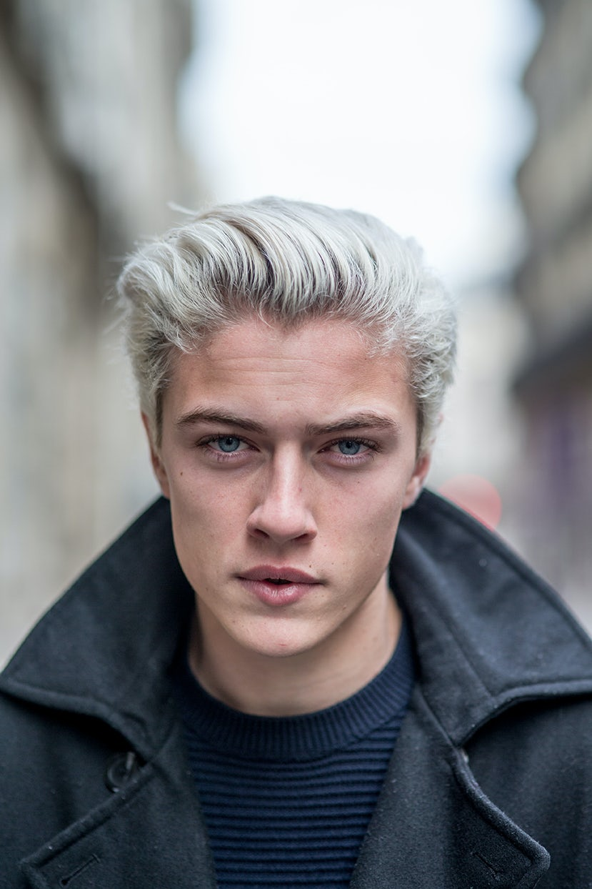 Lucky Blue Smith | Source: Michael Dumler (On Abbot Kinney)