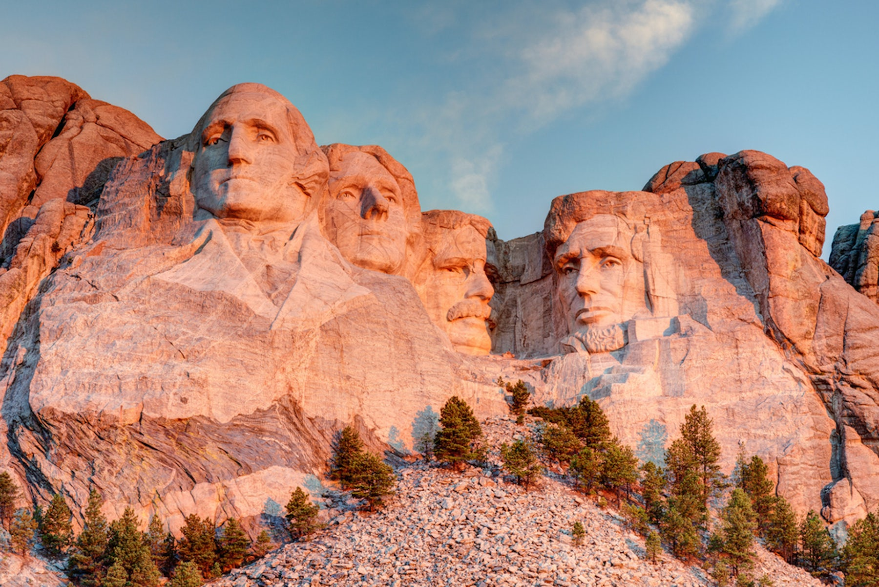 Mount Rushmore, South Dakota | Source: Shutterstock