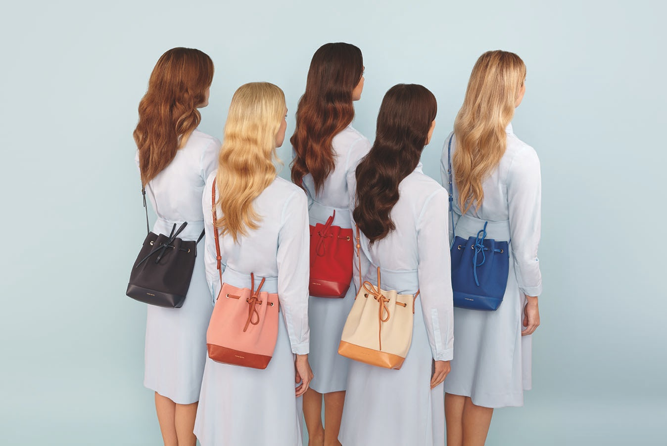 How Mansur Gavriel Created The First Post Recession It Bag