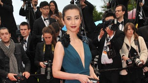 Then-Gucci spokesperson Li BingBing wears Gucci at the 65th Festival de Cannes | Source: Shutterstock