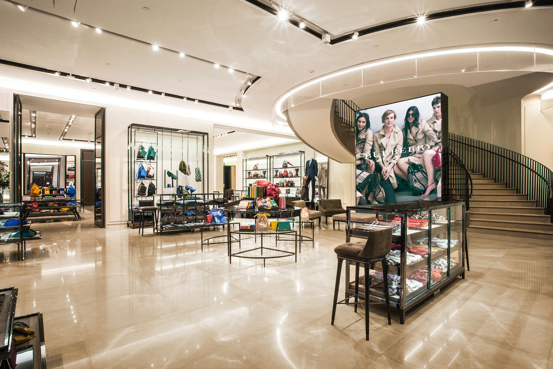 Burberry store in China | Source: Burberry