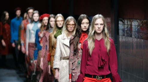 2964c43abd1 All Change at Gucci | Week in Review | BoF