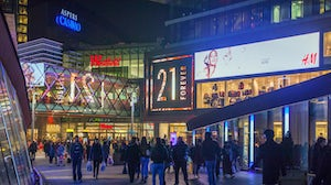 Stratford Shopping Centre in London | Source: Shutterstock