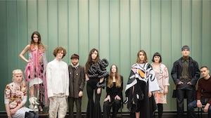 Central Saint Martins 2015 MA Fashion Students | Source: Central Saint Martins
