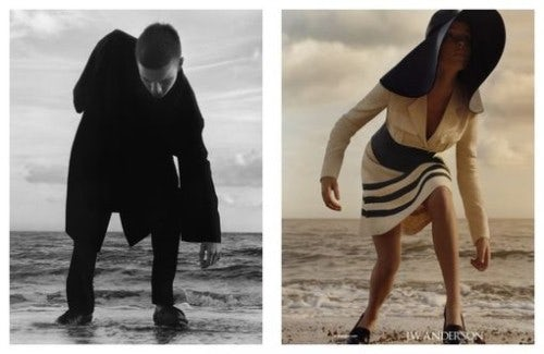 Jamie Hawkesworth for J.W. Anderson spring/summer 2015 | Source: Courtesy