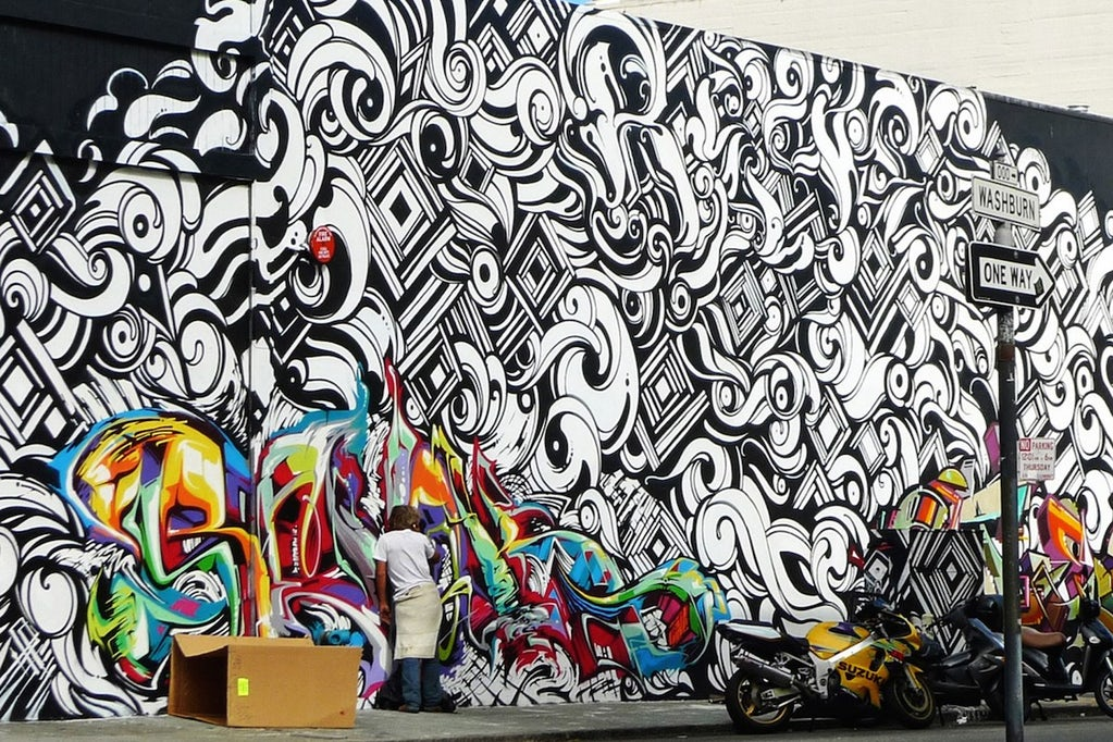 Graffiti Artists Fight Copying By Fashion Brands Intelligence Bof