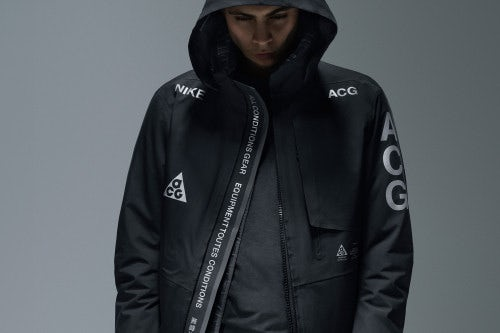 Errolson Hugh's jacket for Nikelab ACG | Source: Nike