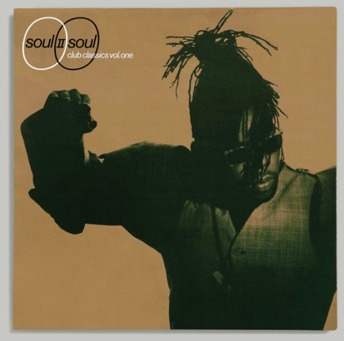 Soul II Soul album cover, designed by David James | Source: Courtesy
