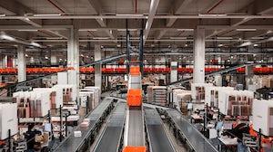 Zalando warehouse in Erfurt, Germany | Source: Zalando