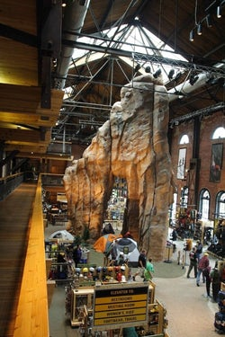 REI's Denver flagship   Photo: Phil Romans