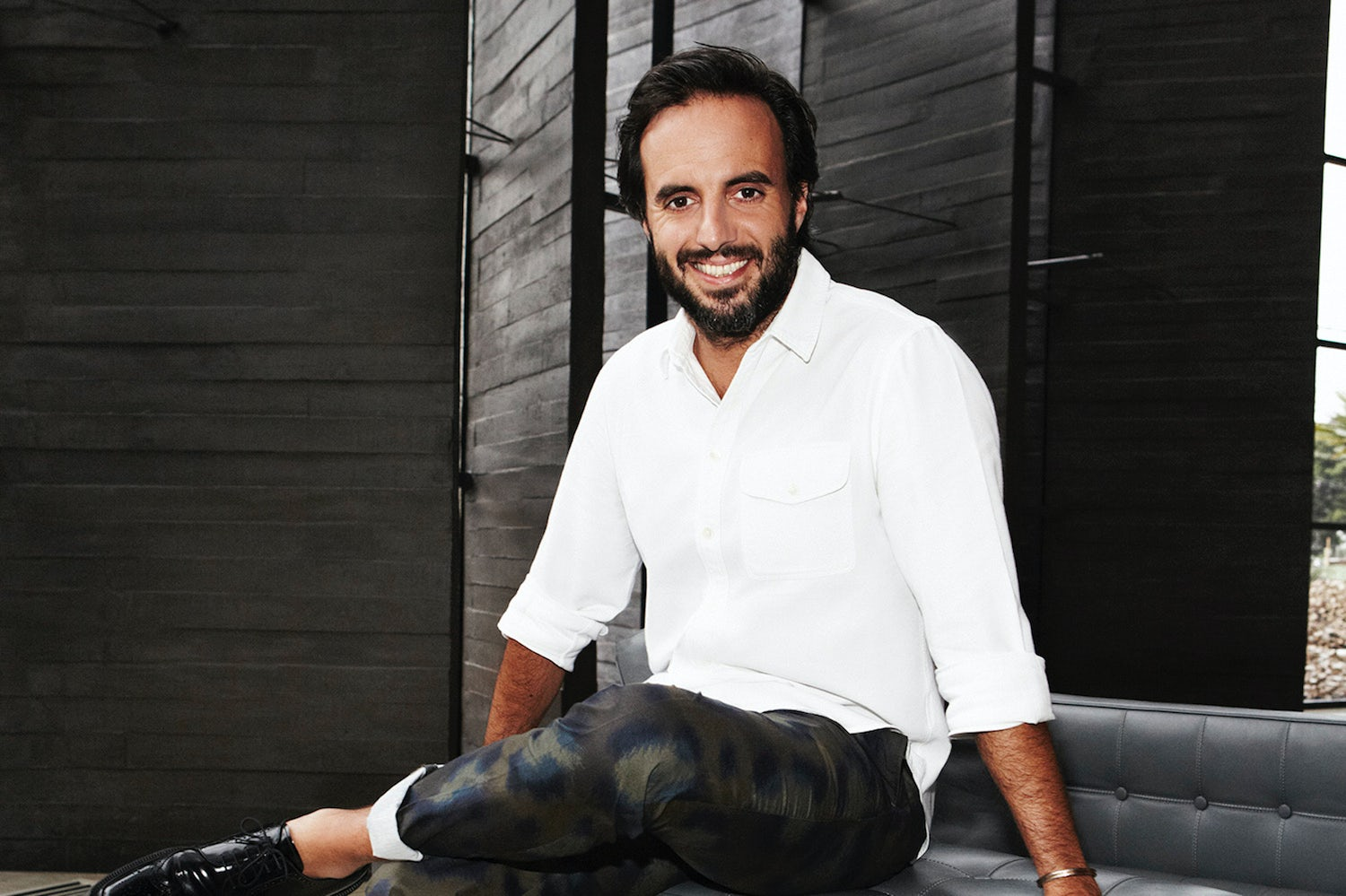 José Neves, Farfetch founder and CEO | Source: Courtesy