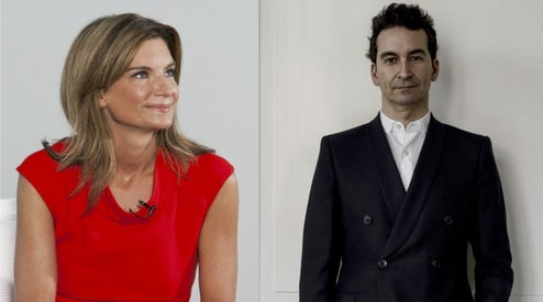 e2c2cc0d18b8 Natalie Massenet and Federico Marchetti will jointly run Yoox Net-a-Porter  Group