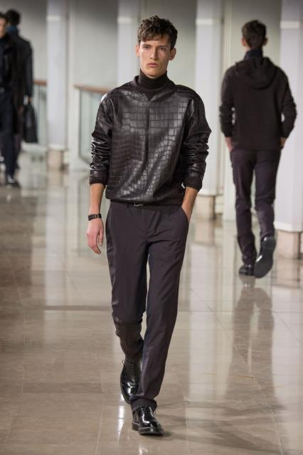 Hermès mens autumn/winter 2015 | Source: InDigital