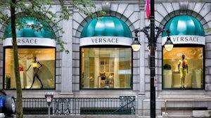 Versace store   Source: Shutterstock