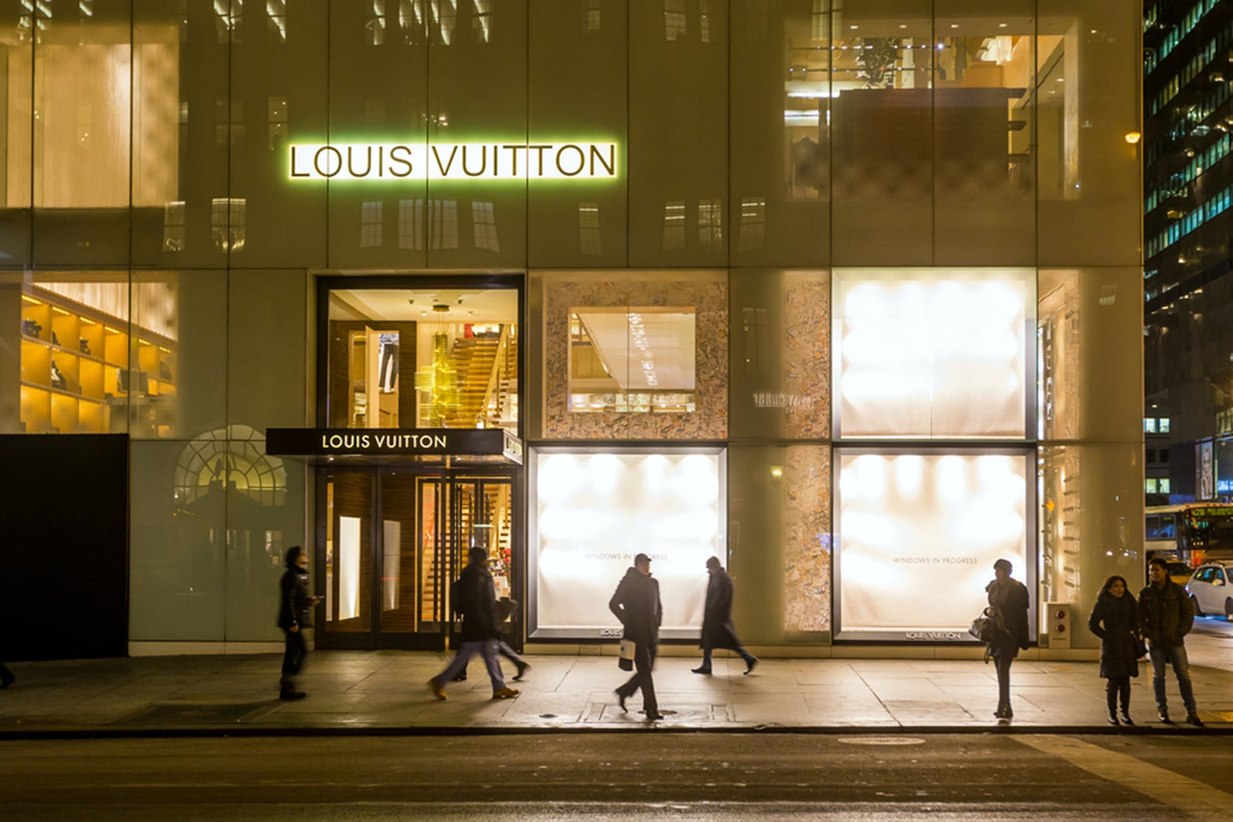 Louis Vuitton store | Source: Shutterstock