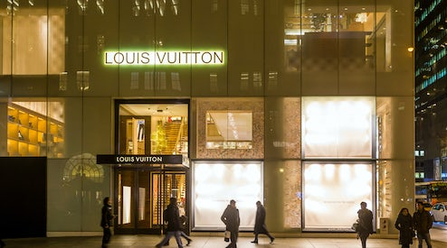 37ce9f5485 Louis Vuitton, Chanel Are the Most Valuable Brands, But Gucci is ...