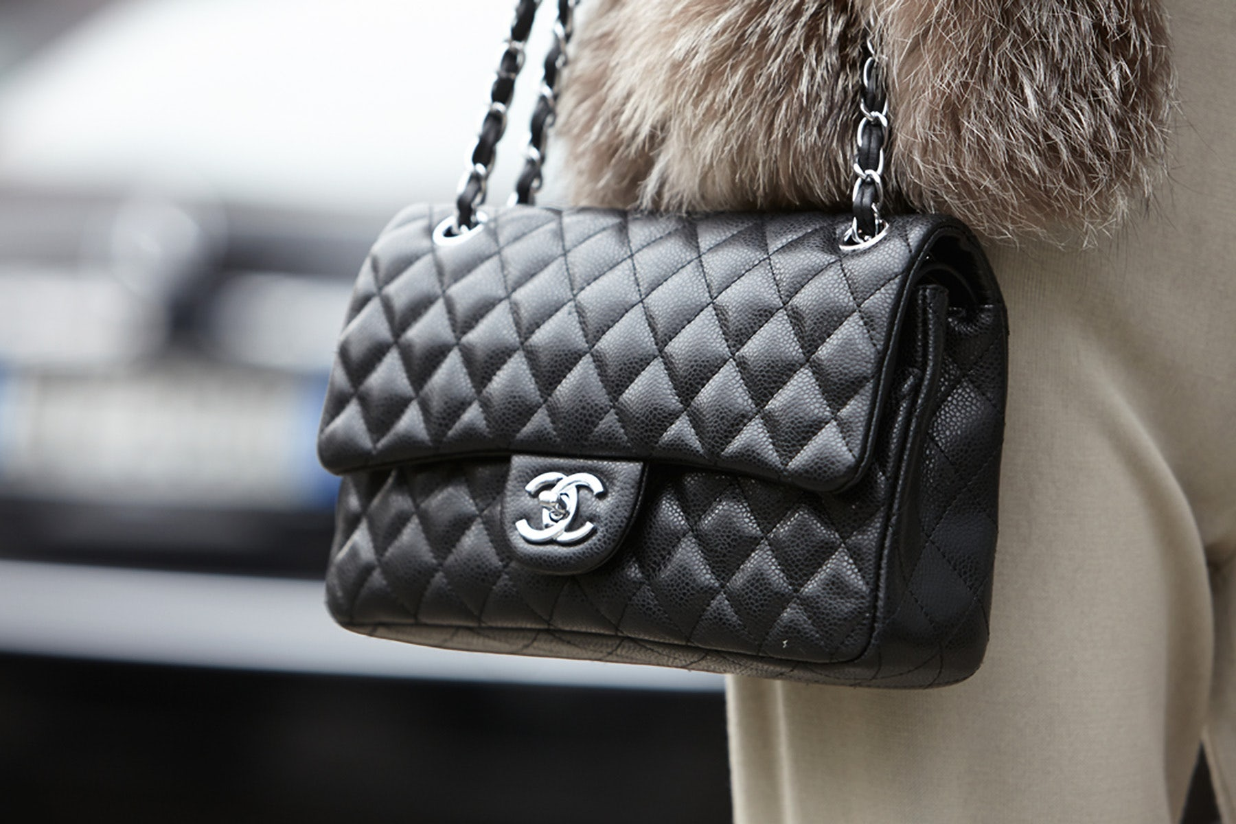 Chanel handbag | Source: Shutterstock