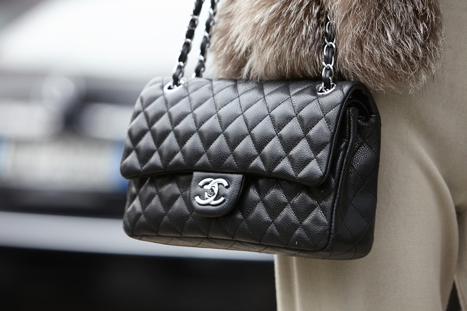 Chanel handbag   Source: Shutterstock