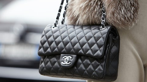 Chanel Handbag Source Shutterstock