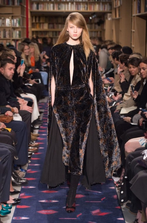 Sonia Rykiel Autumn/Winter 2015 | Source: Courtesy