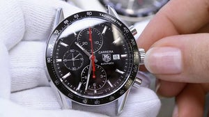 TAG Heuer watch | Source: TAG Heuer