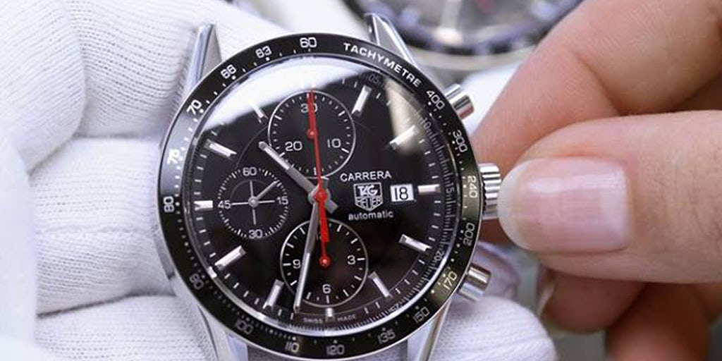 TAG Heuer Sees Higher Sales on New Smartwatch, China | News ...