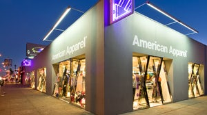 American Apparel LA store | Source: Flickr
