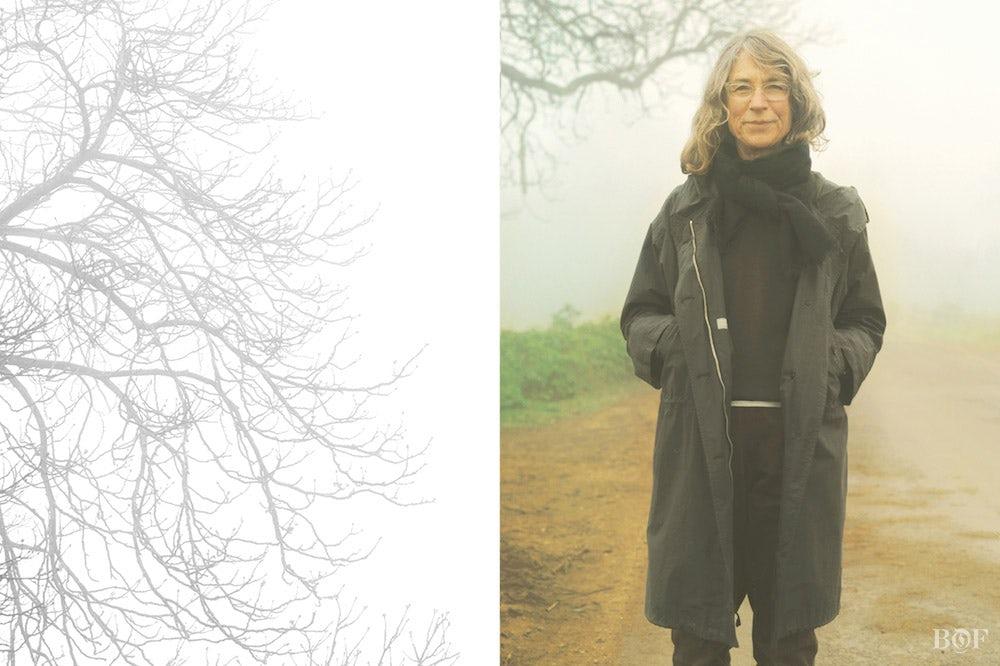 Margaret Howell | Photo: Michael Hemy for BoF