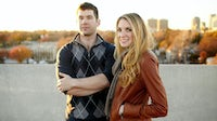 Christina Mercando (R) and Logan Munro (L), co-founders of Ringly   Source: Courtesy