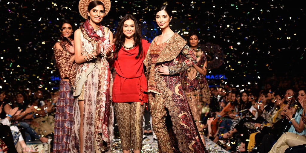 The Moral Fabric Of Pakistan S Fashion Week Global Currents Bof