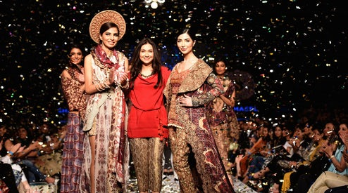 The Moral Fabric of Pakistan's Fashion Week | Global