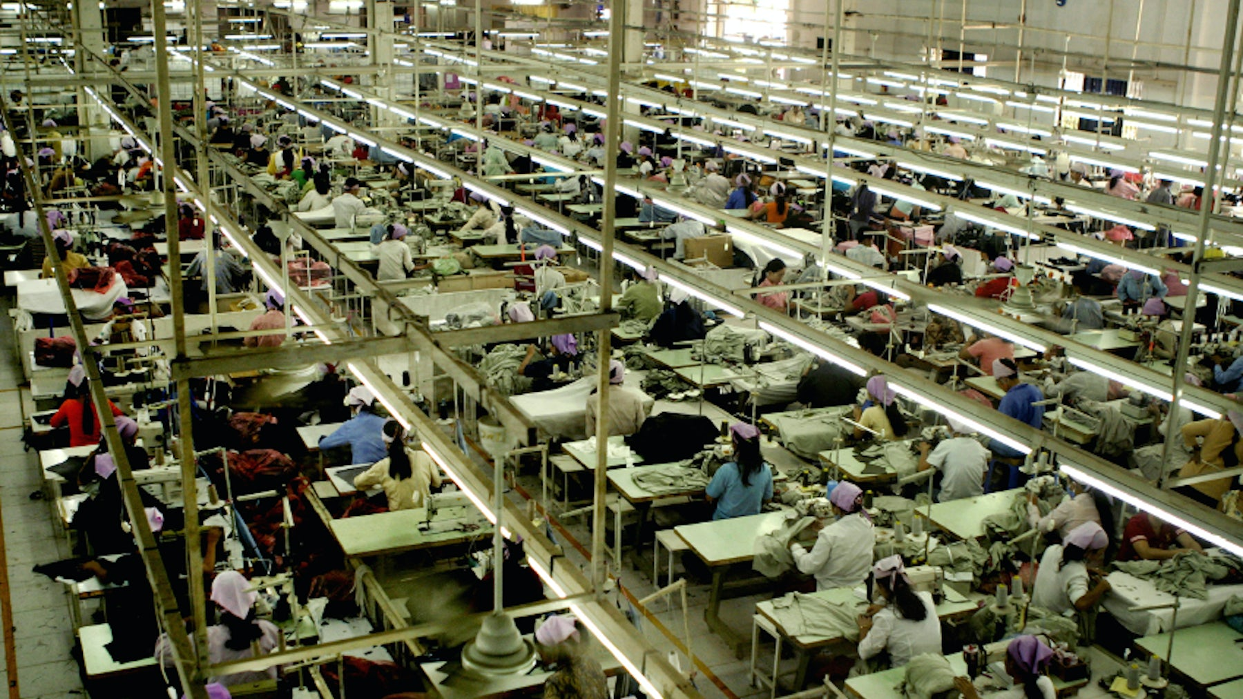 Garment factory workers | Source: Courtesy