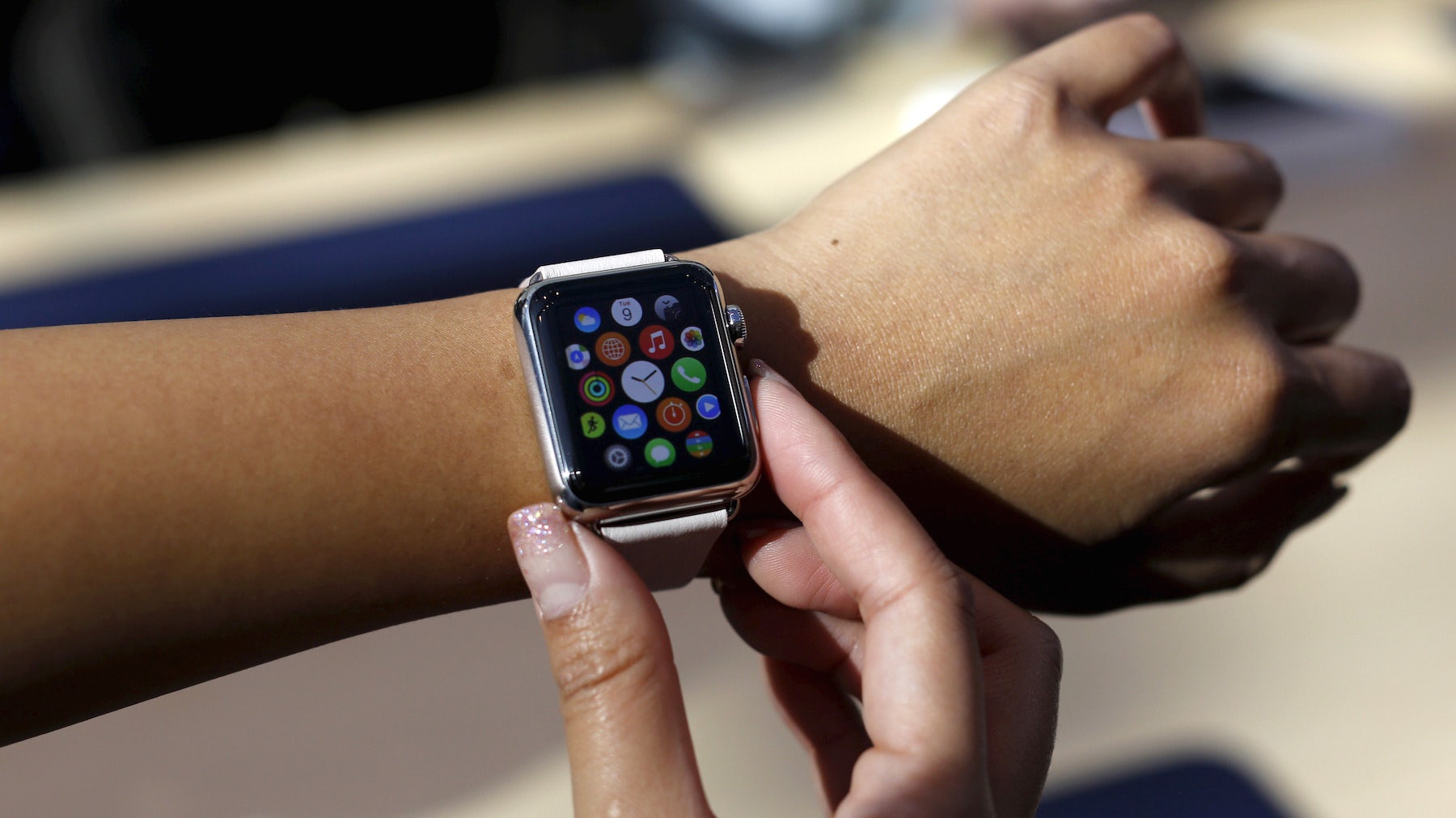 Apple Watch | Source: Reuters
