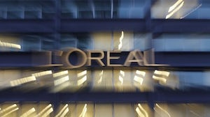 L'Oreal | Source: Reuters