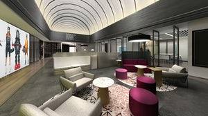 Rendering of Condé Nast Center in Shanghai | Source: Courtesy