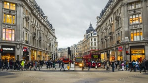 Shoppers on Oxford Street, London | Source: Shutterstock