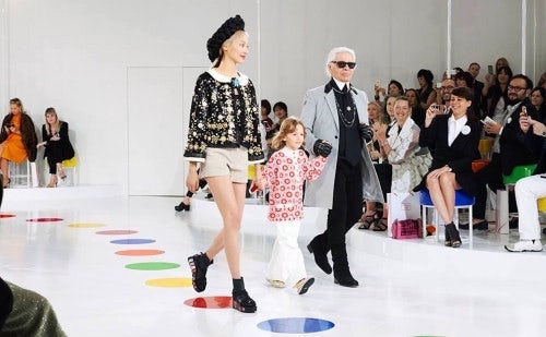 Chanel Cruise 2015/16 | Source: Chanel